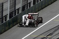 Alfa Romeo fined for Raikkonen's wheel loss