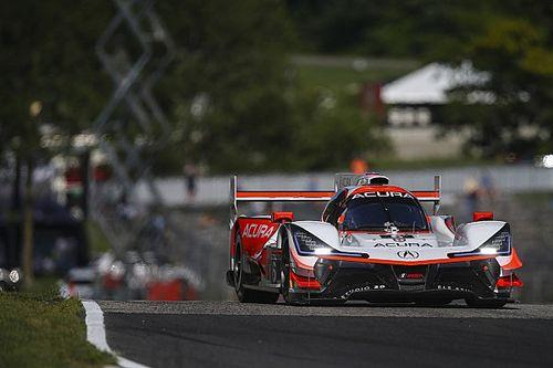 Acura de Juan Pablo Montoya largará segundo en Road America