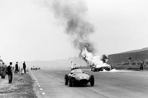 Как это было: ГП Великобритании '56. Так проходили гонки Формулы 1 в пятидесятых