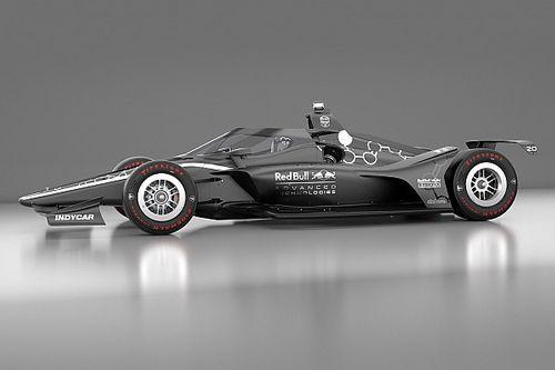 La IndyCar introducirá en 2020 el aeroscreen de Red Bull