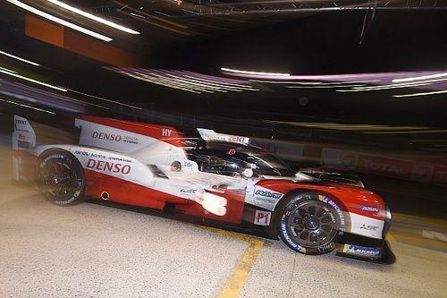 Le Mans: la madrugada castiga a Molina y al Toyota #7