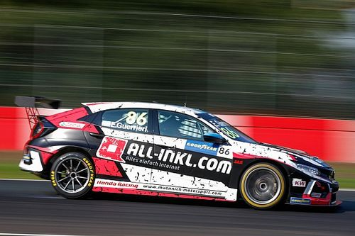 WTCR: tripletta Honda in Gara 3 con Guerrieri-Monteiro-Girolami