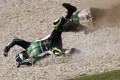 """Catalan GP down to """"who cares less to crash"""" – Espargaro"""