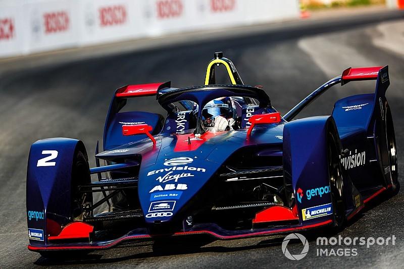 Bird zárt az élen a Formula E futam utáni tesztjén Szaúd-Arábiában