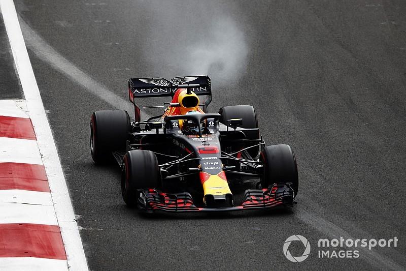 Red Bull: Ricciardo cambia il turbo, sarà penalizzato di cinque posizioni