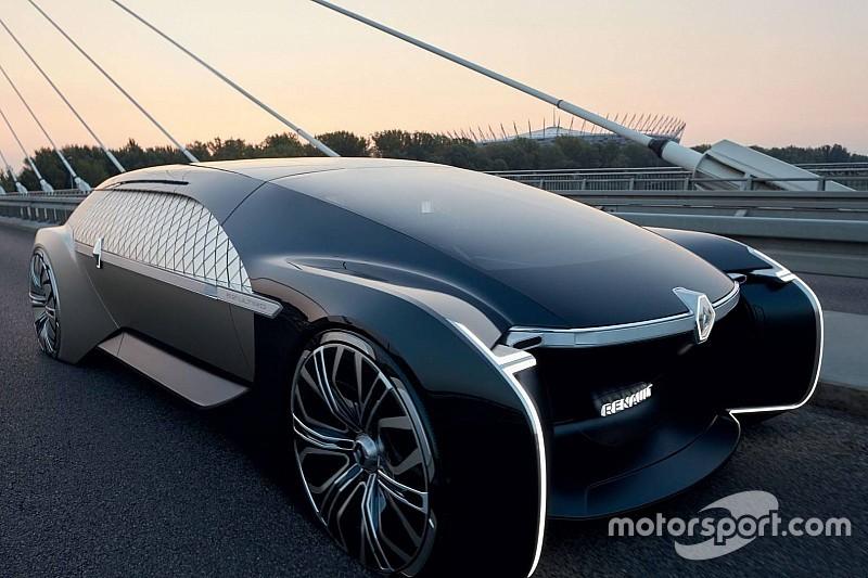 Renault представила преміальний безпілотник EZ-Ultimo