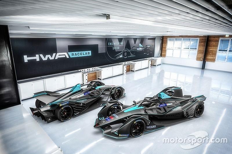 Presentata la HWA Racelab, nuova squadra che farà il suo esordio in Formula E