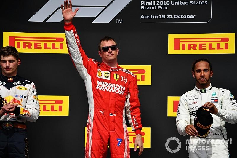 Топ-10 подій сезону Ф1-2018: перемога Райкконена та його повернення до Sauber