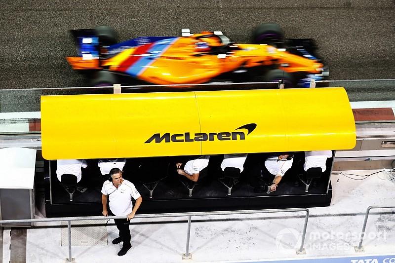 McLaren ya tiene fecha para presentar el primer coche de la era Sainz