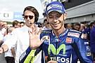 """MotoGP ロッシ、テストは""""ポジティブな印象""""。検査後にアラゴンGP出場判断へ"""