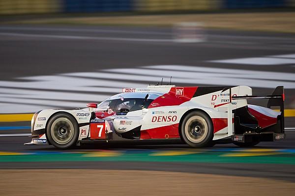 Ле-Ман В Toyota приняли извинения Капийера, испортившего им гонку