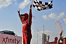 NASCAR XFINITY Allgaier vence em Chicagoland e Xfinity define playoffs