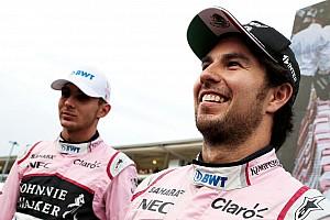 Formel 1 News Sergio Perez wetzt die Messer: