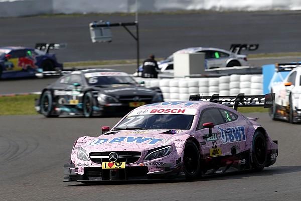 Nurburgring, Libere 3: Auer e la Mercedes si confermano in vetta