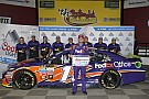 Hamlin e Kenseth regalano la prima fila a Charlotte al Joe Gibbs Racing