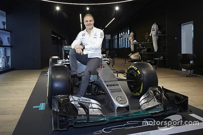 """Bottas quiere """"trabajar junto"""" con Lewis Hamilton"""