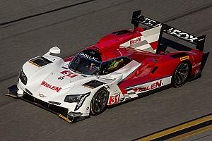 IMSA Testing report Cadillacs remain dominant at Daytona
