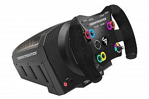 Jeux Video Actualités Thrustmaster annonce un nouveau volant, le TS-PC Racer