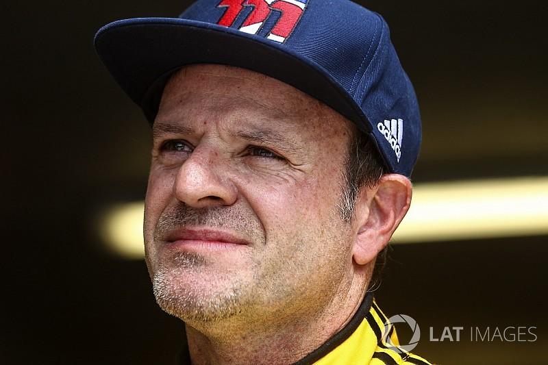 Tumor beendete fast die Rennsportkarriere von Barrichello
