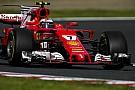 F1 Raikkonen cree que Ferrari puede ganar en las cuatro carreras finales
