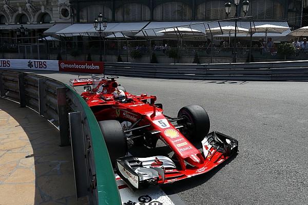 Formel 1 Rennbericht Formel 1 2017 in Monaco: Sebastian Vettel führt Ferrari-Doppelerfolg an