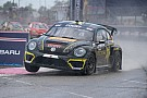 Global Rallycross Tanner Foust wins Red Bull Global Rallycross Ottawa II