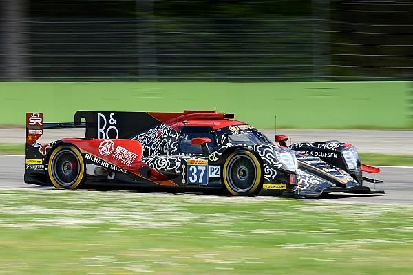Des LMP2 capables d'atteindre les 335 km/h au Mans