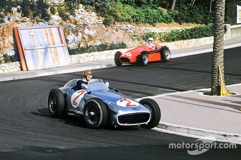 Все машины Mercedes, которые выходили на старт в Формуле 1