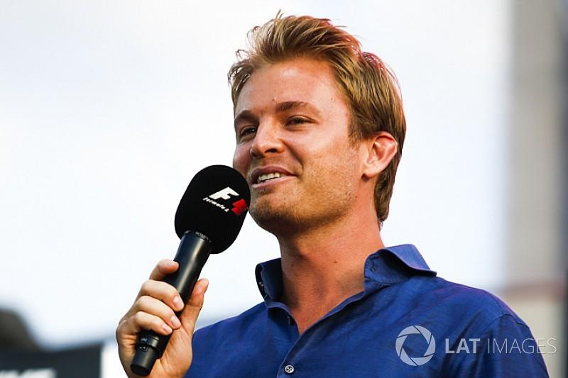 Rosberg a hétvégén F1-es kommentátori szerepben debütál!