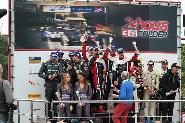 Langstrecke Klassensieg für T2 Racing am 24h im Zolder!