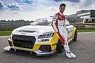 Turismo Marco Melandri correrà nell'Audi Sport TT Cup al Nurburgring