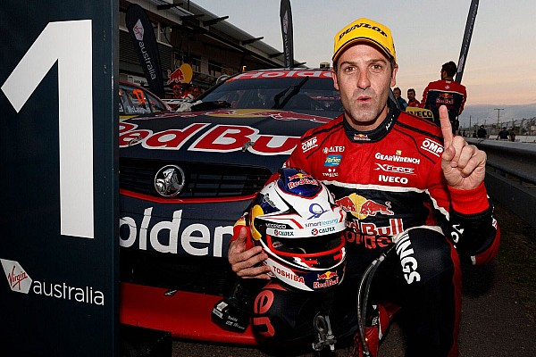 Supercars Townsville Supercars: Whincup breaks through for 105th win