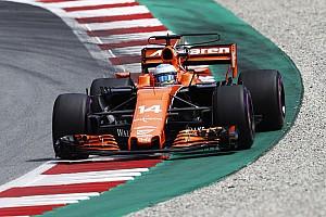 Formel 1 News Fernando Alonso: McLaren in der F1 aus eigener Kraft Top-10-fähig