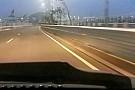 VIDEO: Sirkuit jalanan BSD City saat matahari terbenam