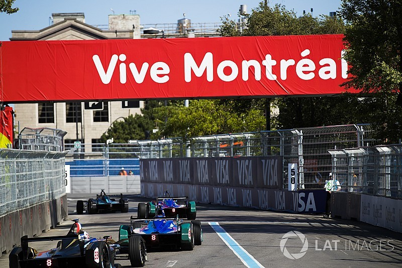 Formel-E-Kalender 2017/18: Kein Ersatz für Montreal
