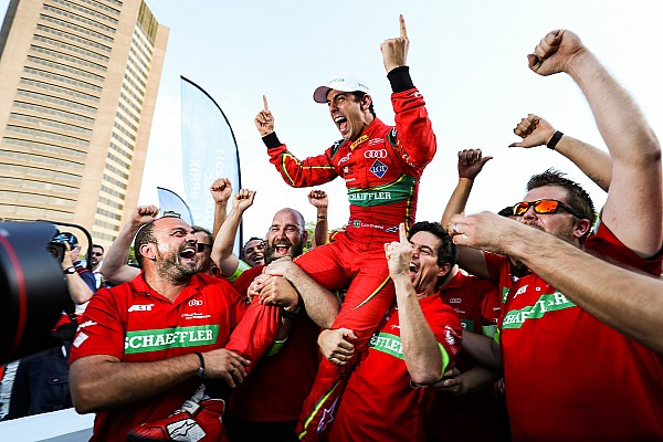 Formula E Di Grassi: Formula E şampiyonluğundan asla vazgeçmedim