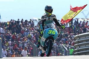 Moto3 Race report Moto3 Aragon: Joan Mir menang brilian