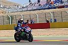 Viñales se lleva la pole y Rossi sale tercero en Aragón