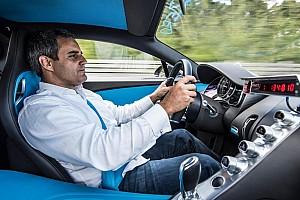 Autó BRÉKING Kiderült, hogyan rögzítették a Bugatti Chiron rekorddöntését