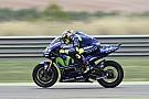 Sensations positives pour Valentino Rossi en Aragón