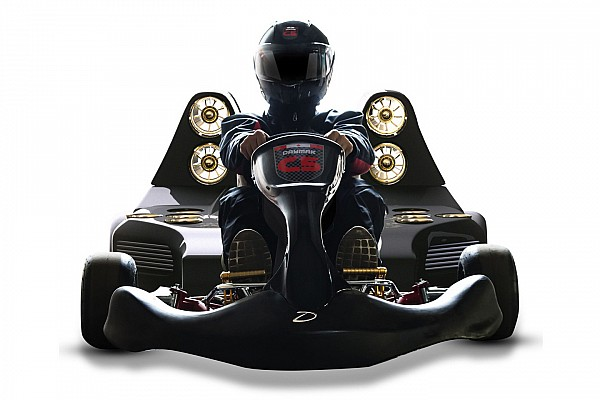 Automotive Breaking news Insane new electric go-kart promises 0-60 in 1.5 seconds