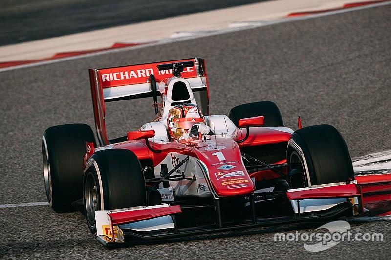 Bahreïn, J1 - Matsushita déclassé, Leclerc premier
