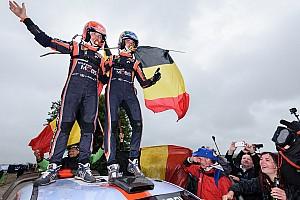 WRC Resumen de la etapa Neuville toma el triunfo en Polonia