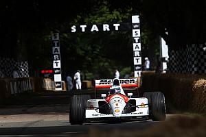 Retro Toplijst Foto's vrijdag: Hoogtepunten Goodwood Festival of Speed