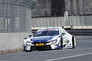 DTM Qualifying report Norisring DTM: Martin beats Rast to pole by 0.005s