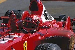 Formule 1 Special feature Overzicht: De beste Ferrari-coureurs aller tijden