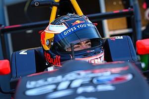Verschoor realistisch over toekomst bij Red Bull