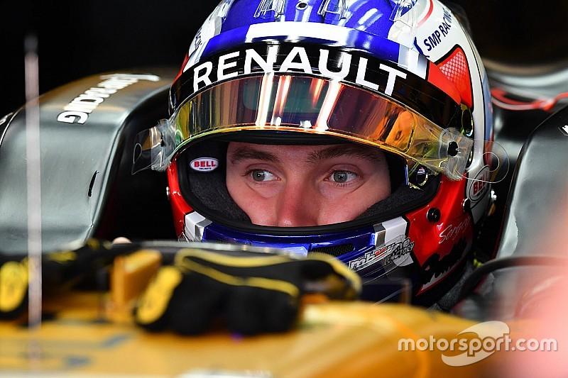 Сироткин выступит на этапе Ф2 в Баку