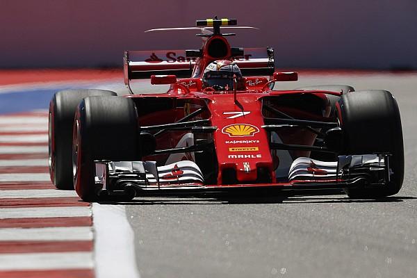 F1 练习赛报告 俄罗斯大奖赛FP1:莱科宁最快,希洛钦出师不利