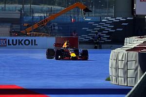 F1 速報ニュース 【F1】フェルスタッペン「Q3は、セクター3でリヤのグリップを失った」